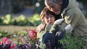 the land of hope couple et fleurs