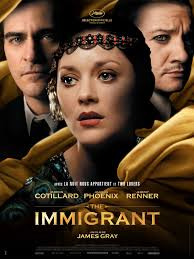 the immigrant affiche