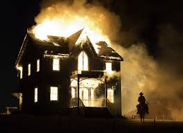 the homesman incendie